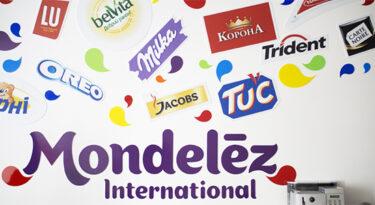 Mondelez entrega contas para MediaMonks e Publicis