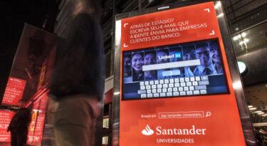 Santander quer ressignificar agências bancárias