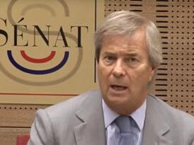 Vincent Bolloré, dono do Havas e da Vivendi, é preso na França
