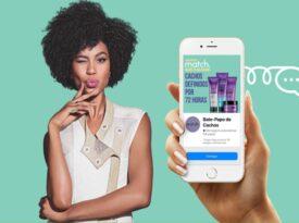 Chatbot para linha de cabelos do Boticário