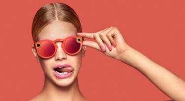 Snap lança a segunda geração do Spectacles…
