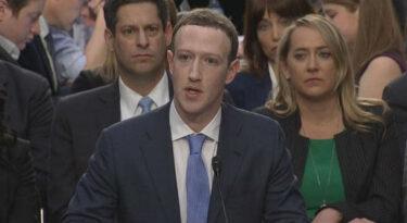 Momentos críticos do testemunho de Mark Zuckerberg