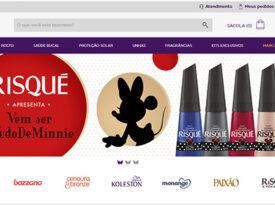 Coty lança e-commerce no Brasil