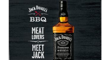 Jack Daniel's promove cultura do churrasco com uísque no Brasil