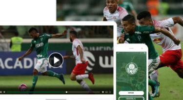 """Palmeiras anuncia sua própria """"Netflix"""""""