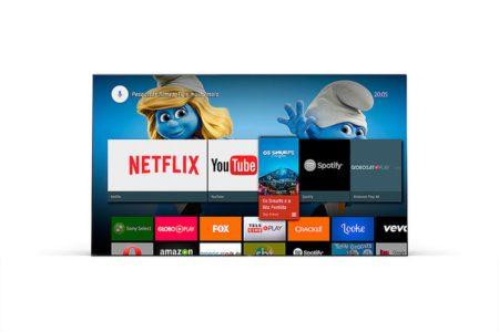 Sony investe na TV com assistente virtual