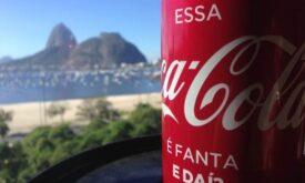 """""""Essa Coca-Cola é Fanta. E daí?"""" dá Blue Wave para David e Coca-Cola"""