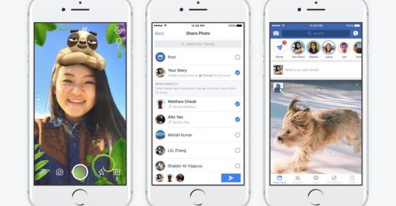 Stories, do Facebook, prestes a ultrapassar o Snapchat…