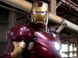 Procura-se: a armadura do Homem de Ferro…