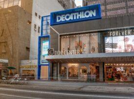 Decathlon inaugura loja na avenida Paulista