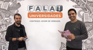 Fala! Universidades e Terra firmam parceria de conteúdo