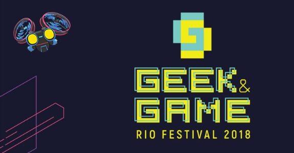 Webedia fecha parceria com Geek & Game Rio Festival