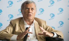 As dúvidas que rondam a presença de Sorrell em Cannes