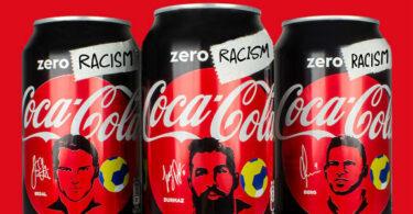 Campanha viral antirracismo na Suécia retoma ação de Coca-Cola