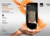 Itaú fecha parceria com Samsung Pay