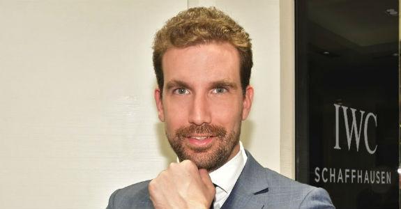 IWC Schaffhausen nomeia diretor regional