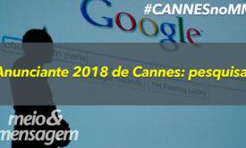 Vídeo: Cannes homenageia Google como Anunciante do Ano 2018