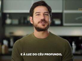 Vivo cria plataforma de vídeo para explicar Hino Nacional