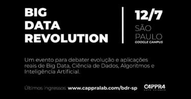 Evento de Big Data da Cappra