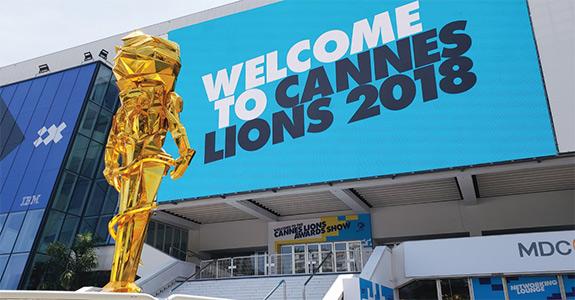 Receitas do Cannes Lions diminuem em 2018