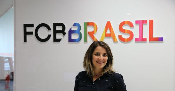 FCB Brasil apresenta redatora