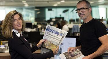 O Globo apresenta projeto voltado à redação integrada