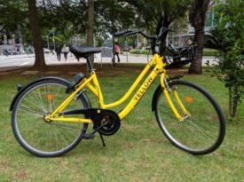 Yellow e Mobike disputarão compartilhamento de bicicletas