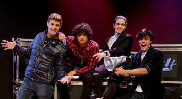 SBT e Disney apresentam série sobre boy band