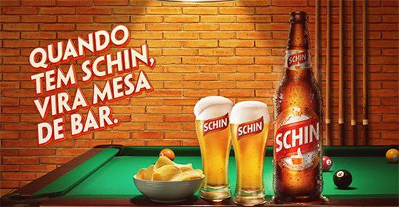 Ogilvy é agência escolhida pela cerveja Schin