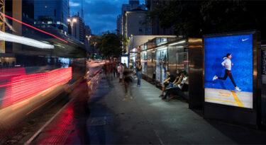 Otima passa a oferecer painéis 4K nas ruas de São Paulo