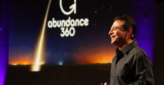 Um mindset positivo  e a visão de Peter Diamandis