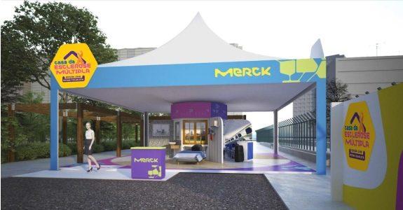Em ação, Merck simula como é ter esclerose múltipla