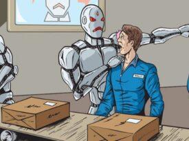 Estudo da PwC mostra que Inteligência Artificial vai matar empregos. Mas vai gerar outros. Empate técnico.