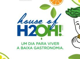 H2OH! cria evento para celebrar a culinária local