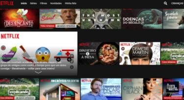 Netflix testa vídeo promocional e usuários reclamam