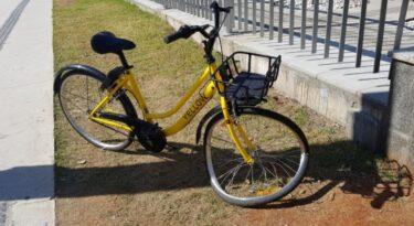 Depredação de bikes não impacta estratégia da Yellow