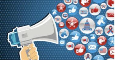 As redes sociais são o fato mais importante destas eleições.