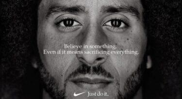 Nike se posiciona a favor de atleta ativista contra o racismo
