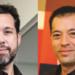 Eduardo Vieira e Eric Messa