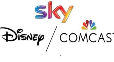 Comcast compra SKY e toca lenha na fogueira Netflix x Amazon x Apple x Disney