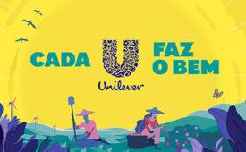 Unilever inicia movimento de conscientização socioambiental