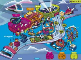 Game XP, o parque temático dos games começa no Rio