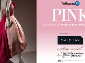 Mary Kay patrocina exposição sobre a cor rosa em Nova York