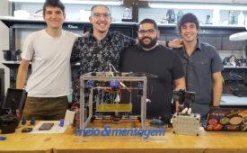 FORMAKERS E4: Impressão 3D