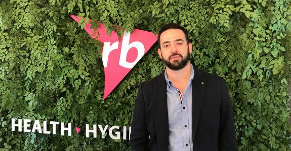 Reckitt Benckiser anuncia general manager de e-commerce