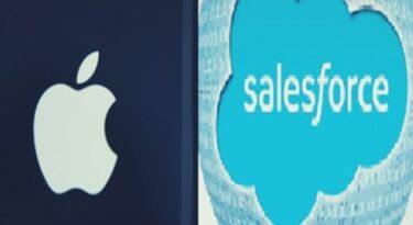 Apple e Salesforce se unem para esquentar mercado de CRM mundial