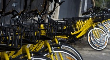 Yellow oferece bikes e corridas gratuitas em São Paulo