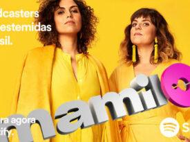 Spotify lança primeira campanha com foco em podcasts