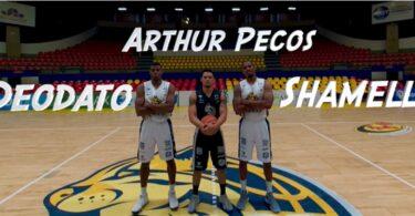 Torcedores lança video em VR com time de basquete