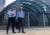Eletromidia conquista linha lilás do metrô em SP